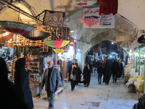 بازار ساوه مجید حاتمی