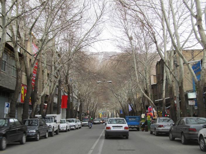 خیابان خوانسار