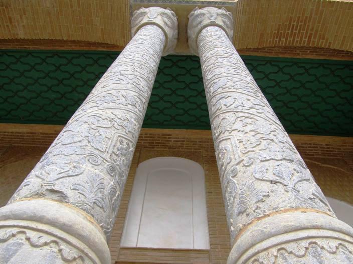 ستون ورودی