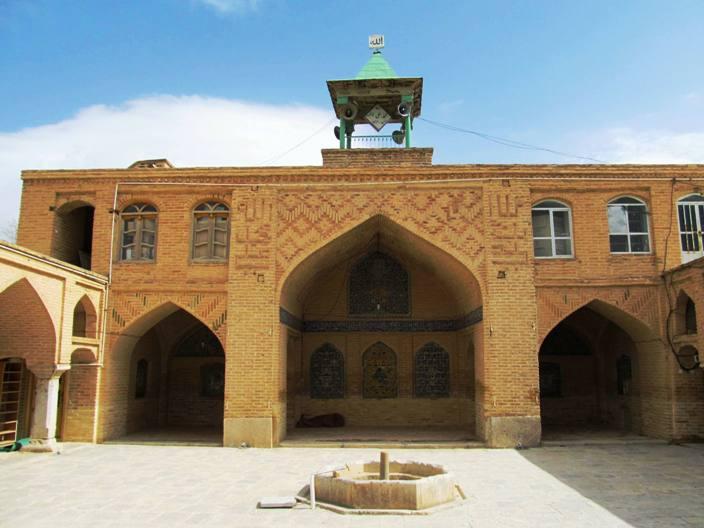 مسجد جامع چالشتر