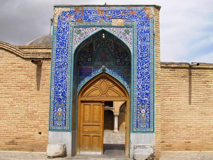 چالشتر مسجد جامع