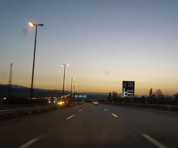زنجان تبریز