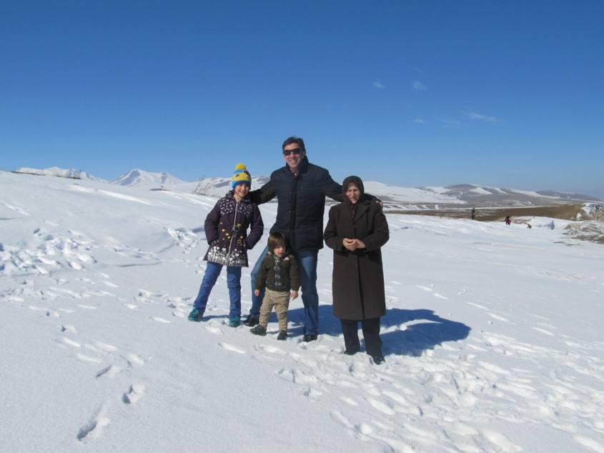 مجید حاتمی برف