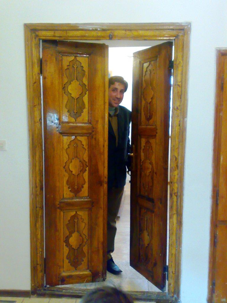 درب های منبت مشروطه
