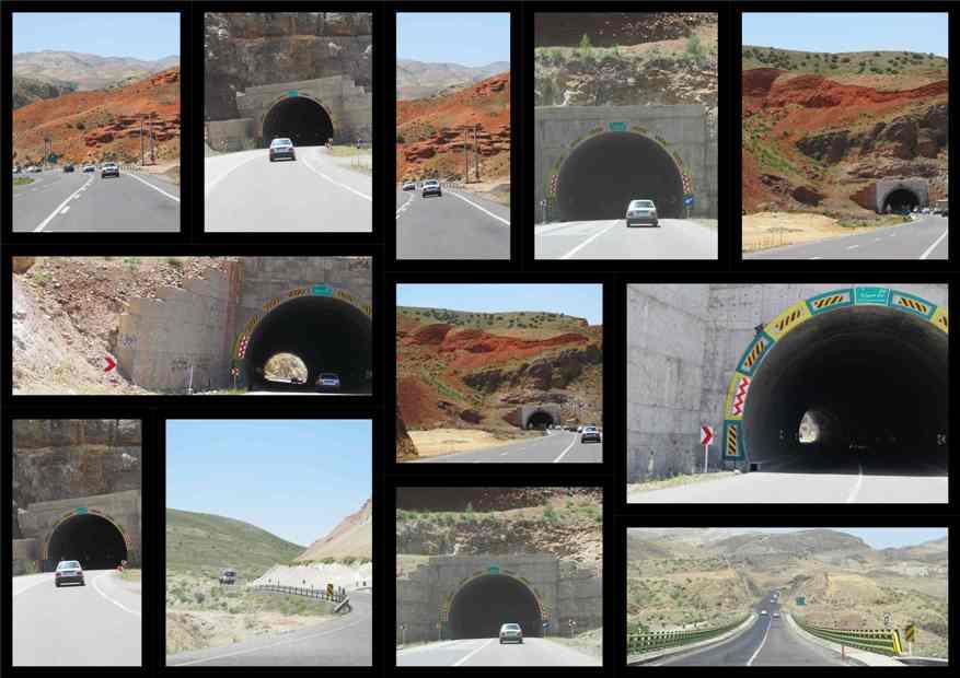 مسیر سرچم اردبیل