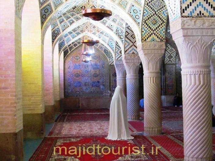 شبستان غربی نصیر الملک