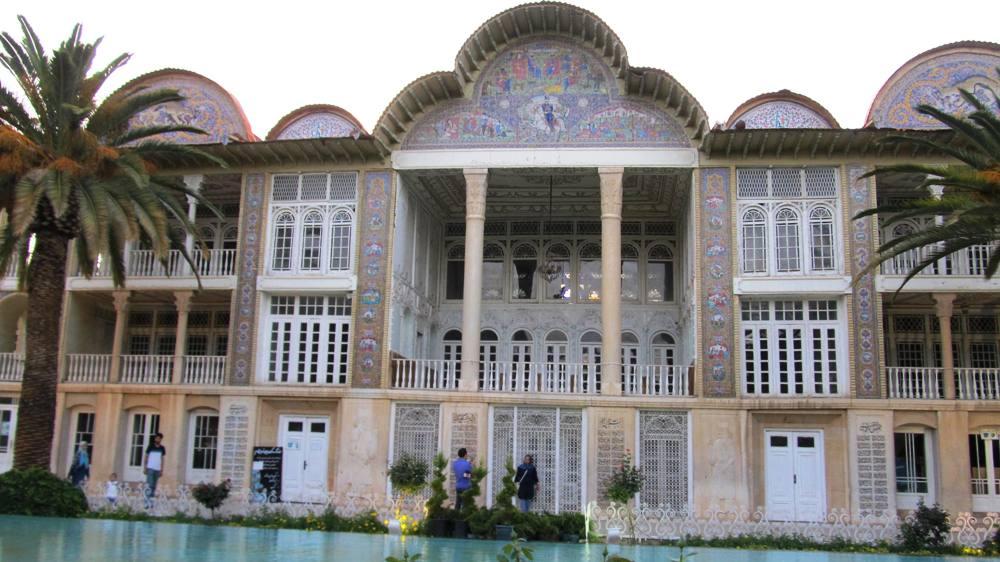 عمارت باغ ارم
