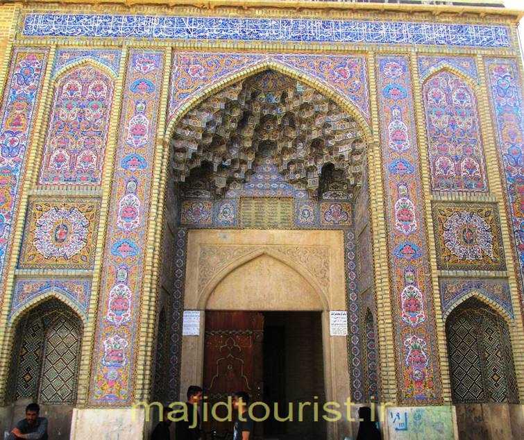 وروردی مسجد نصیر الملک