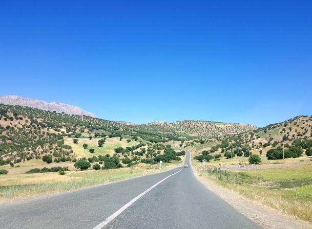 جاده پالنگان