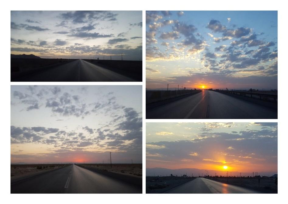 تهران مشهد جاده پائین