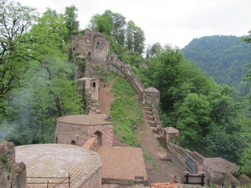 قلعه رود خان سبز