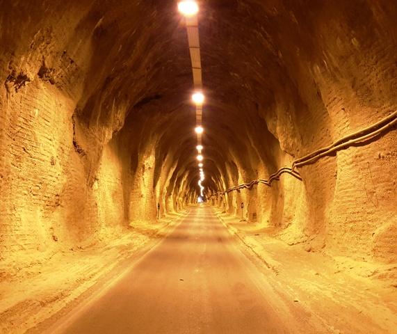 تونل کلات