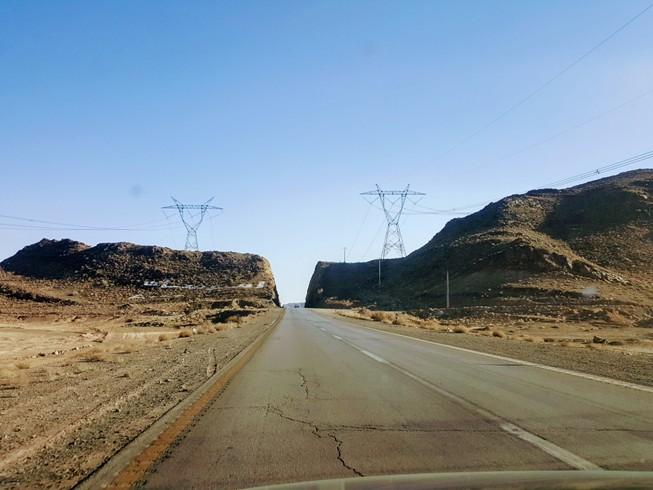 جاده بندر عباس
