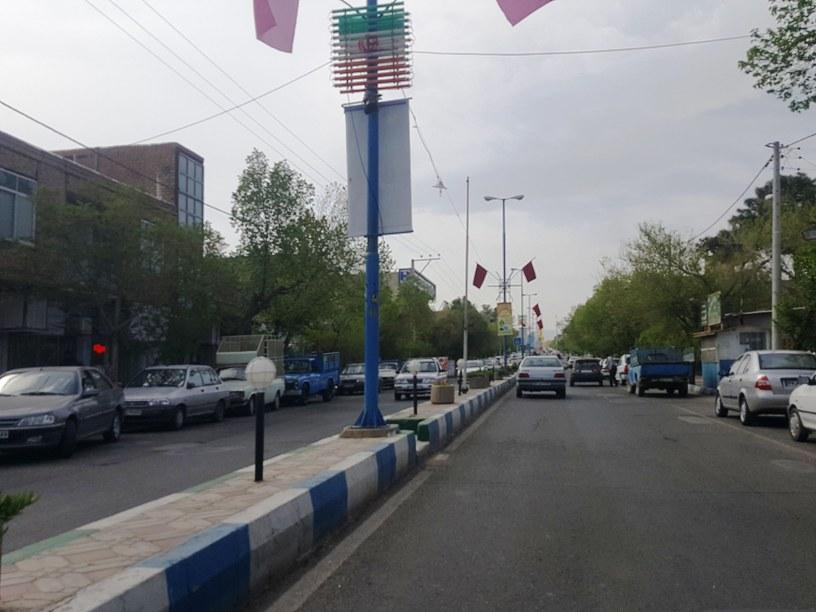 خیابانهای اردستان