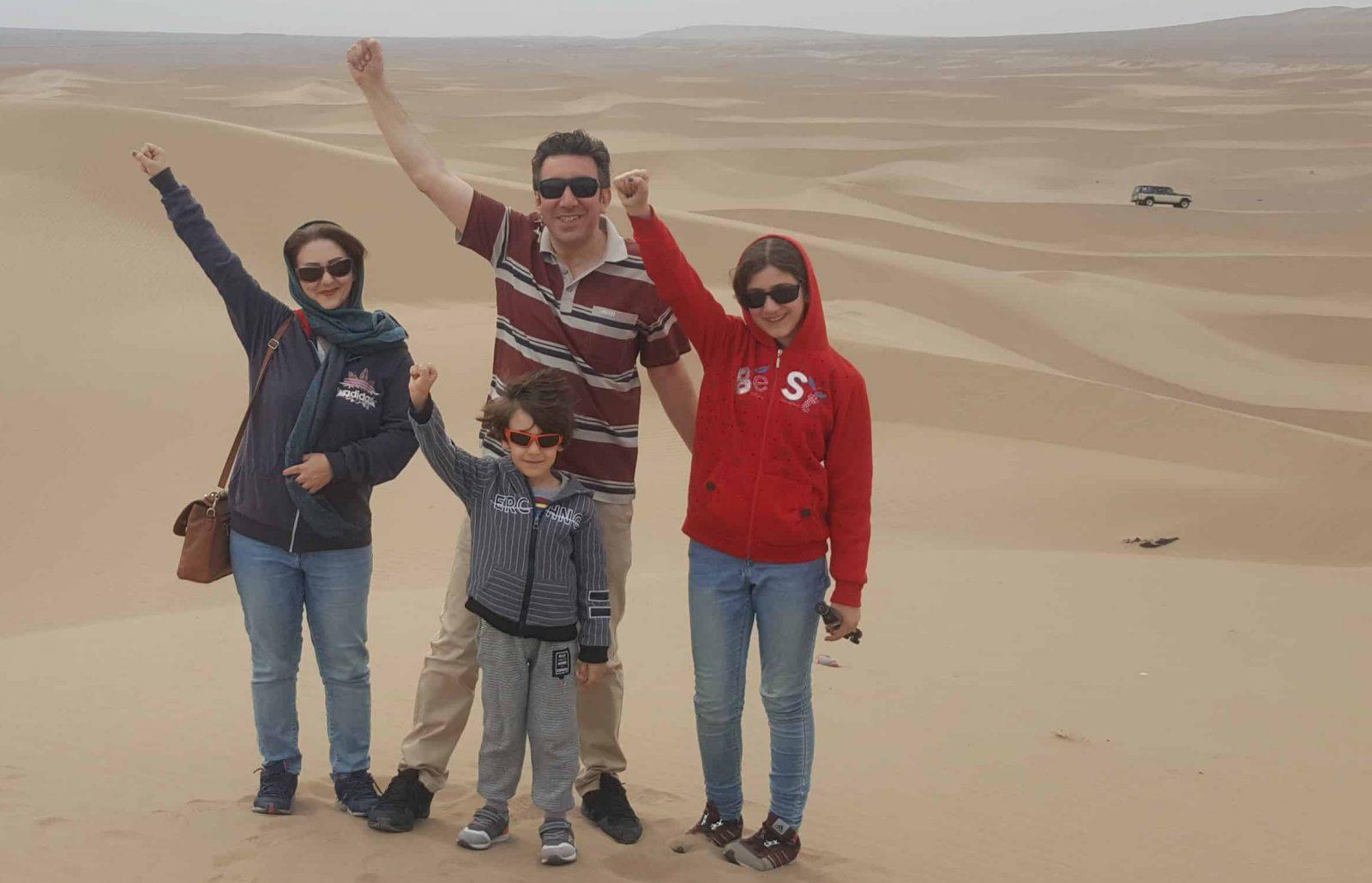 ایرانگردی با مجید حاتمی