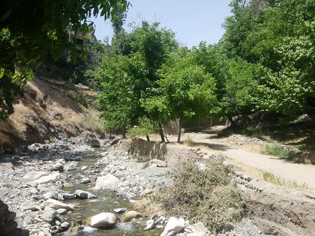 رودخانه وشنوه