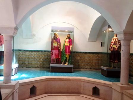 حمام زنانه گنجعلی خان