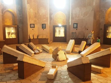 موزه سنگ جبلیه