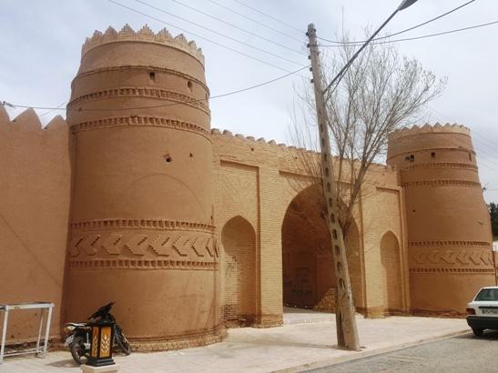 دروازه شهر رفسنجان