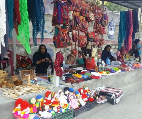 بازار سنتی آلاشت