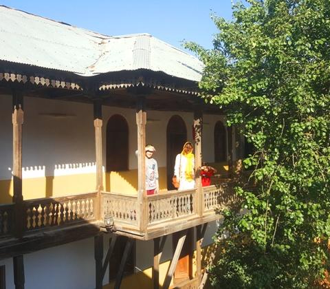 منزل رضا خان