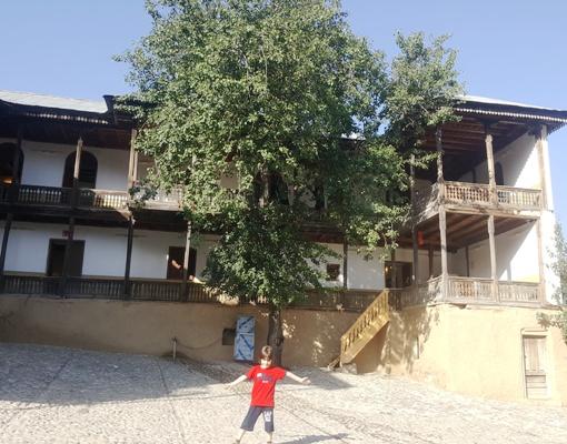 منزل زادگاه رضا خان