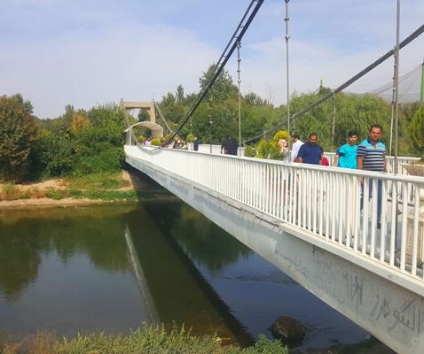پل باغ پرندگان